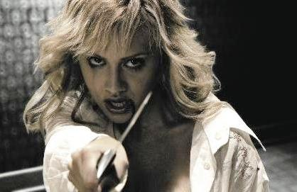 "Brittany Murphy as Shellie in ""Sin City"""