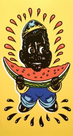 "Ken McGhee, ""Watermelon Boy"""