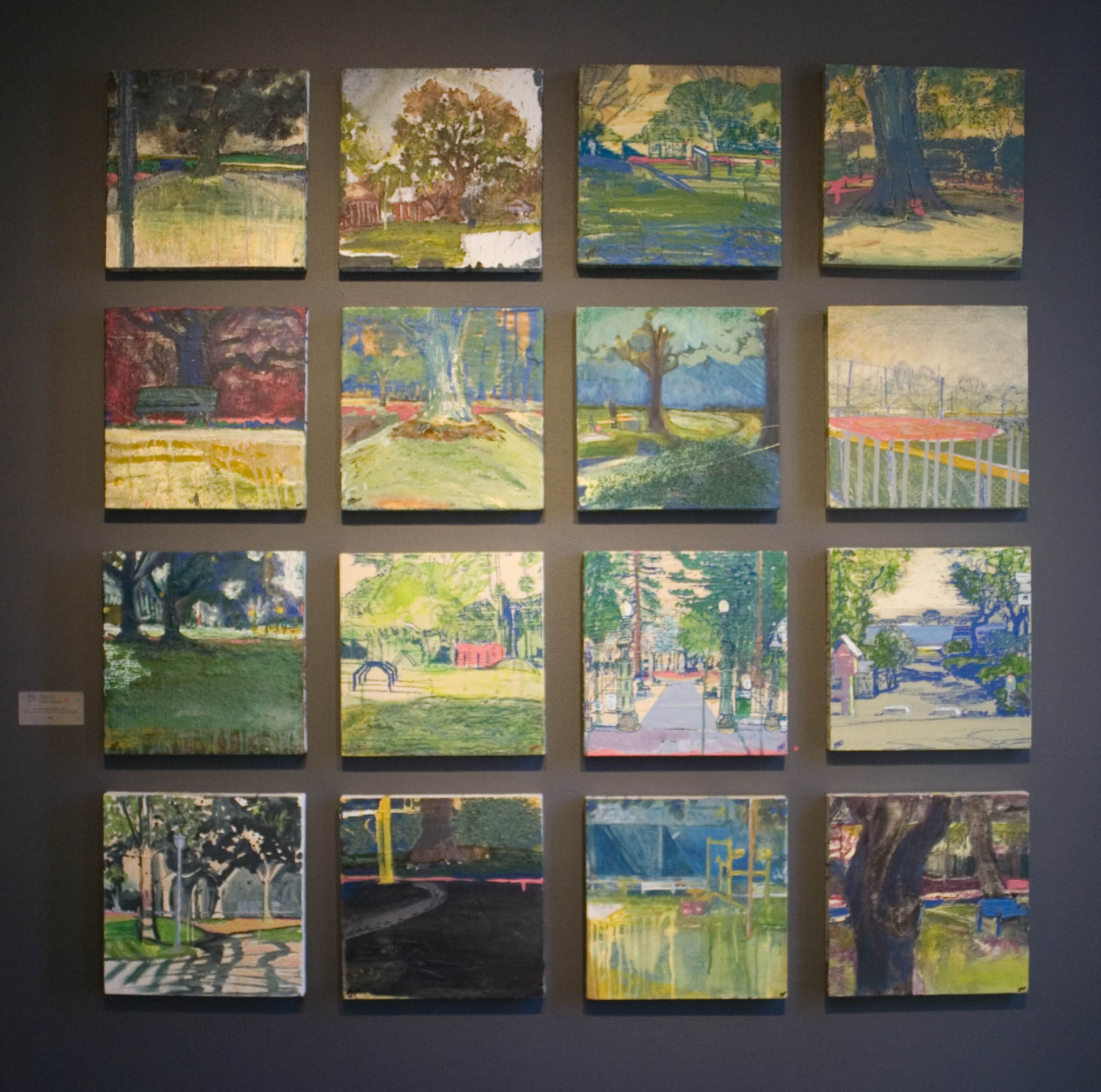 "Ginny Parsons, ""Lincoln Park Series"""
