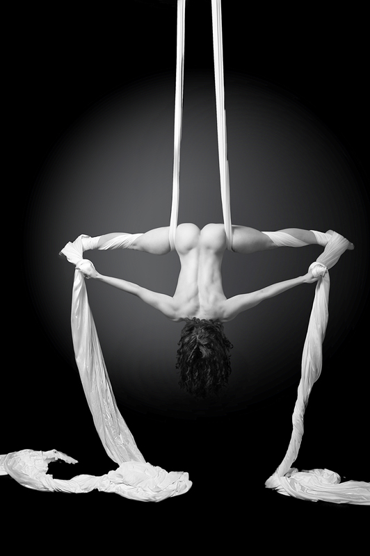 "Andy Amyx, ""Split Silks"""